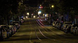 Bernburger Straße Attacke Radfahrer