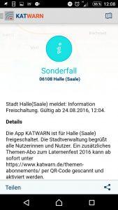 Katwarn Halle2