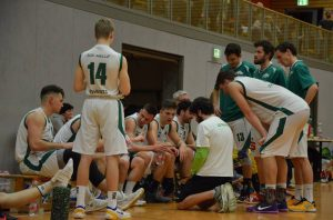 USV Rhinos Basketball Team