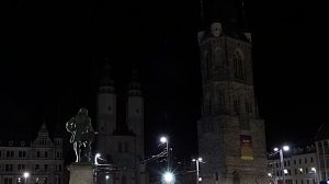 Earth Hour - Halle