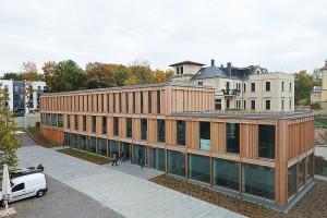 Inbetriebnahme, Mediathek, Burg Halle, Bibliothek