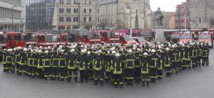 Feuerwehr Halle