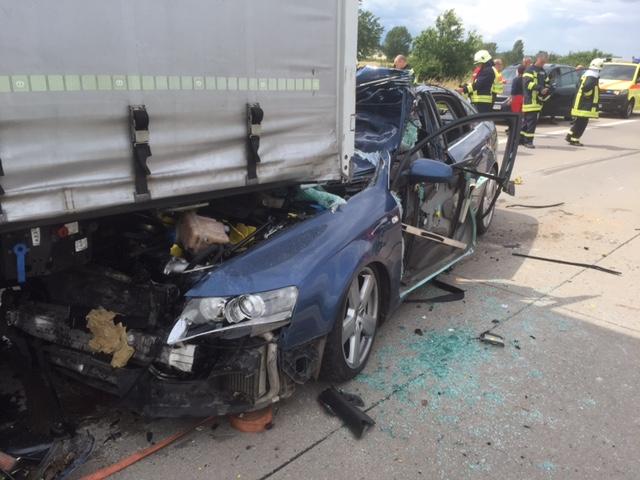 Todlicher Unfall Auf Der A38 Bei Merseburg Du Bist Halle