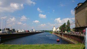 drachenboot4 Hafen