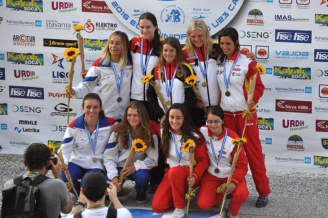 EM Junioren/U23 Solkan 2016