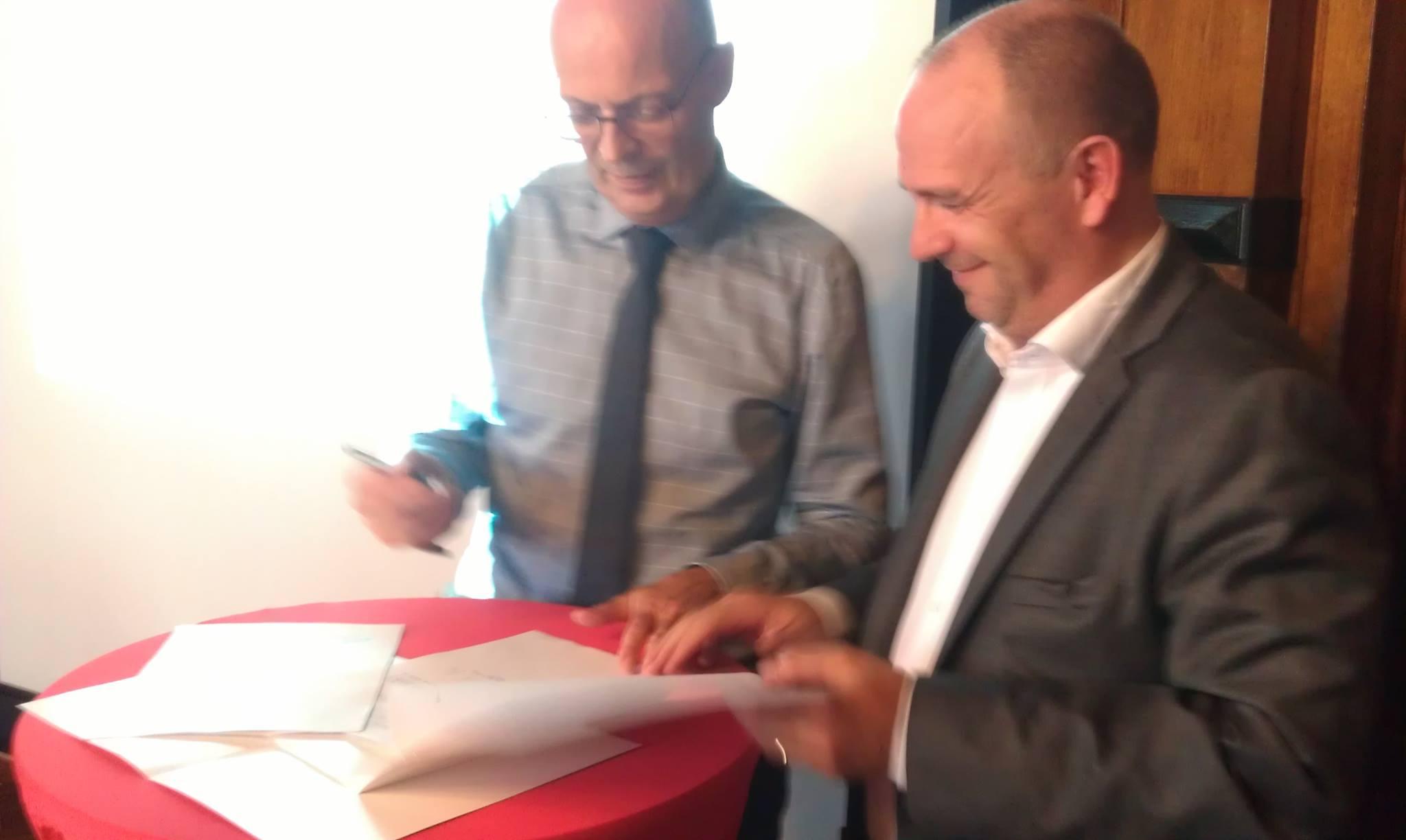 Stadt und IWH unterzeichnen Kooperationsvereinbarung – Du bist Halle