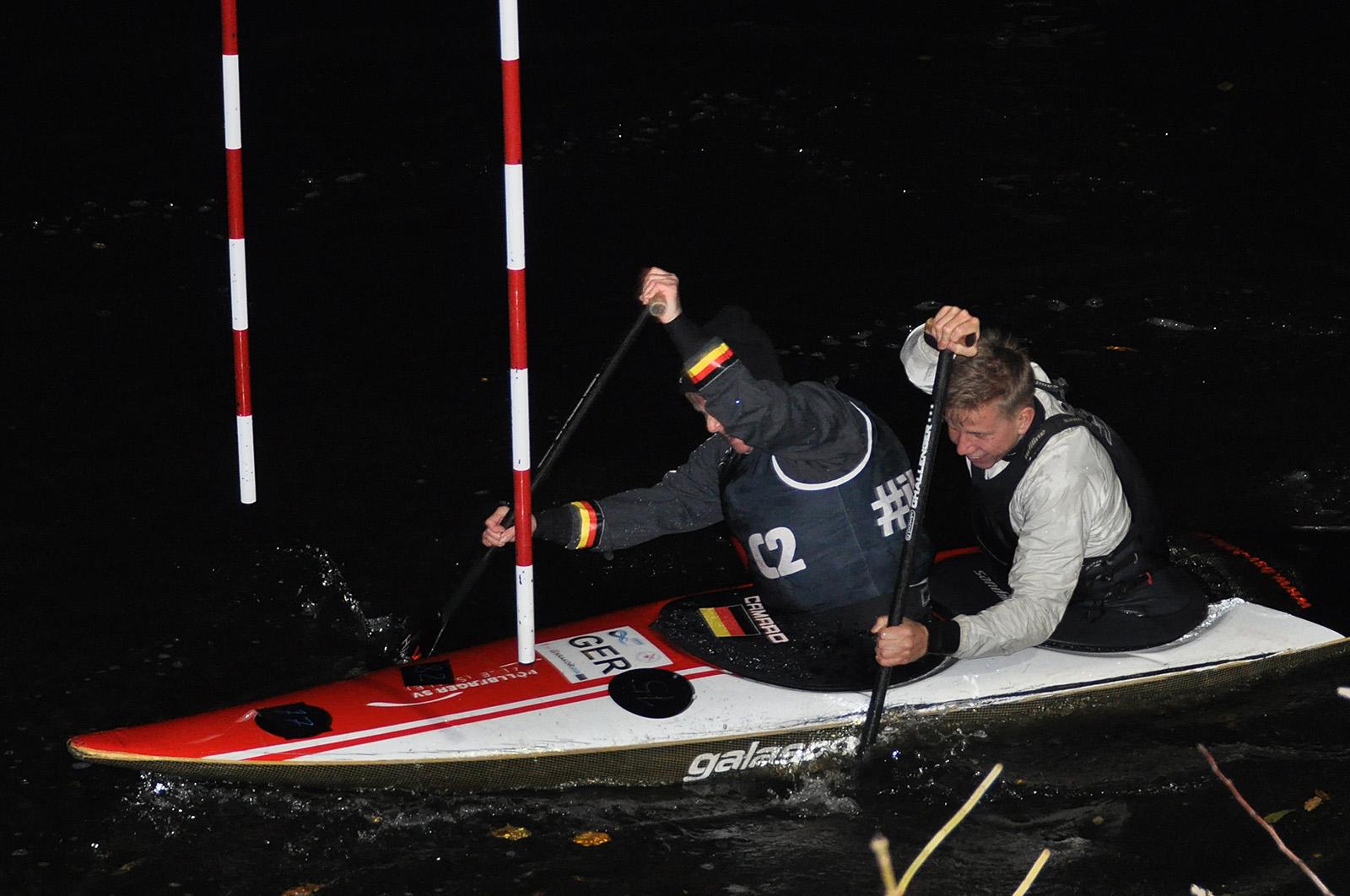 Flutlichtpaddeln BSV Halle 2016