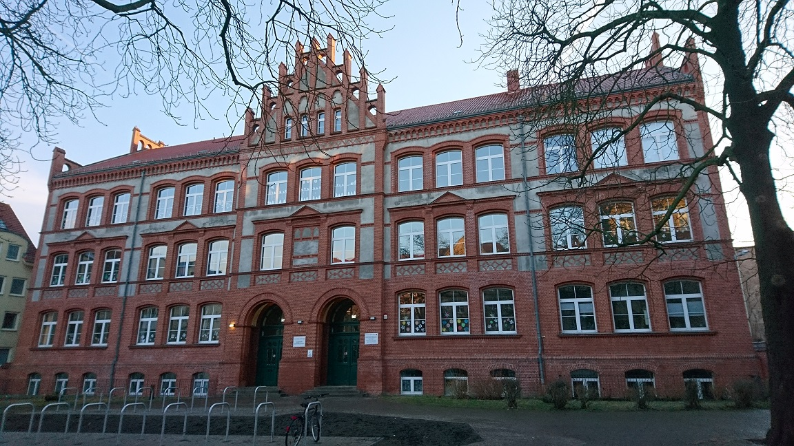 Friesenschule Halle