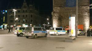 polizei markt