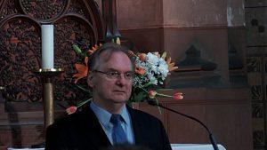 Ministerpräsident Rainer Haseloff