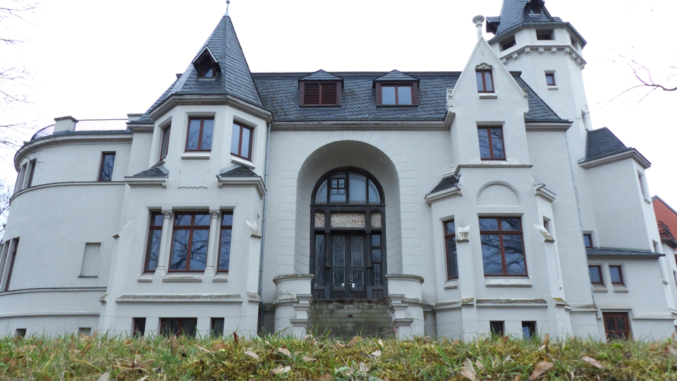 Villa Reil - Berg-Zoo Halle