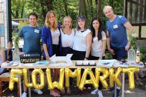 Foto Flowmarkt-Team 2016