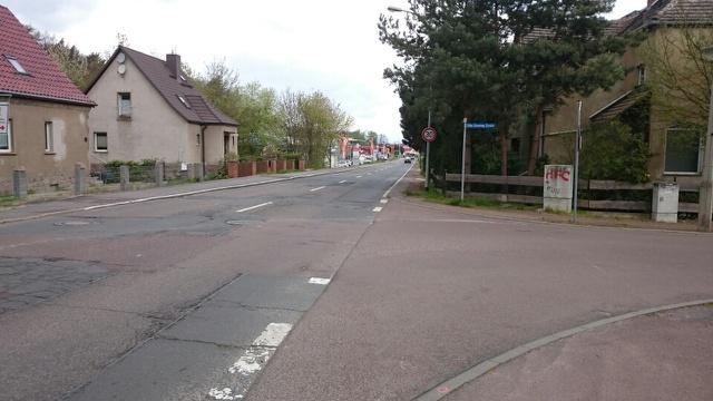 Berühmt Salzmünder Straße ab Monatsende Baustelle, Baukosten explodieren &PM_22
