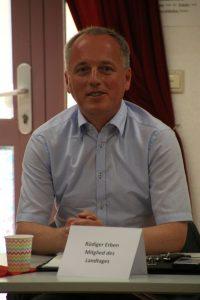 Rüdiger Erben (MdL-SPD)