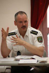 Mario Schwan (Leitender Polizeidirektor PD-Süd)