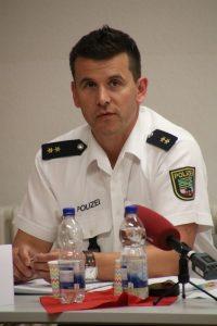 Andreas Dockhorn (Polizeioberrat, Polizeirevier Halle)