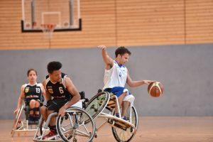 Rollstuhlbasketball_Bergmannstrost