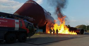 firetraining flughafen