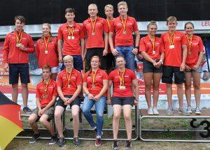 Deutsche Meisterschaft Jugend Junioren   Augsburg   BSV Halle