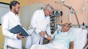 Hallesche Transplanteure verpflanzen 2000. Niere