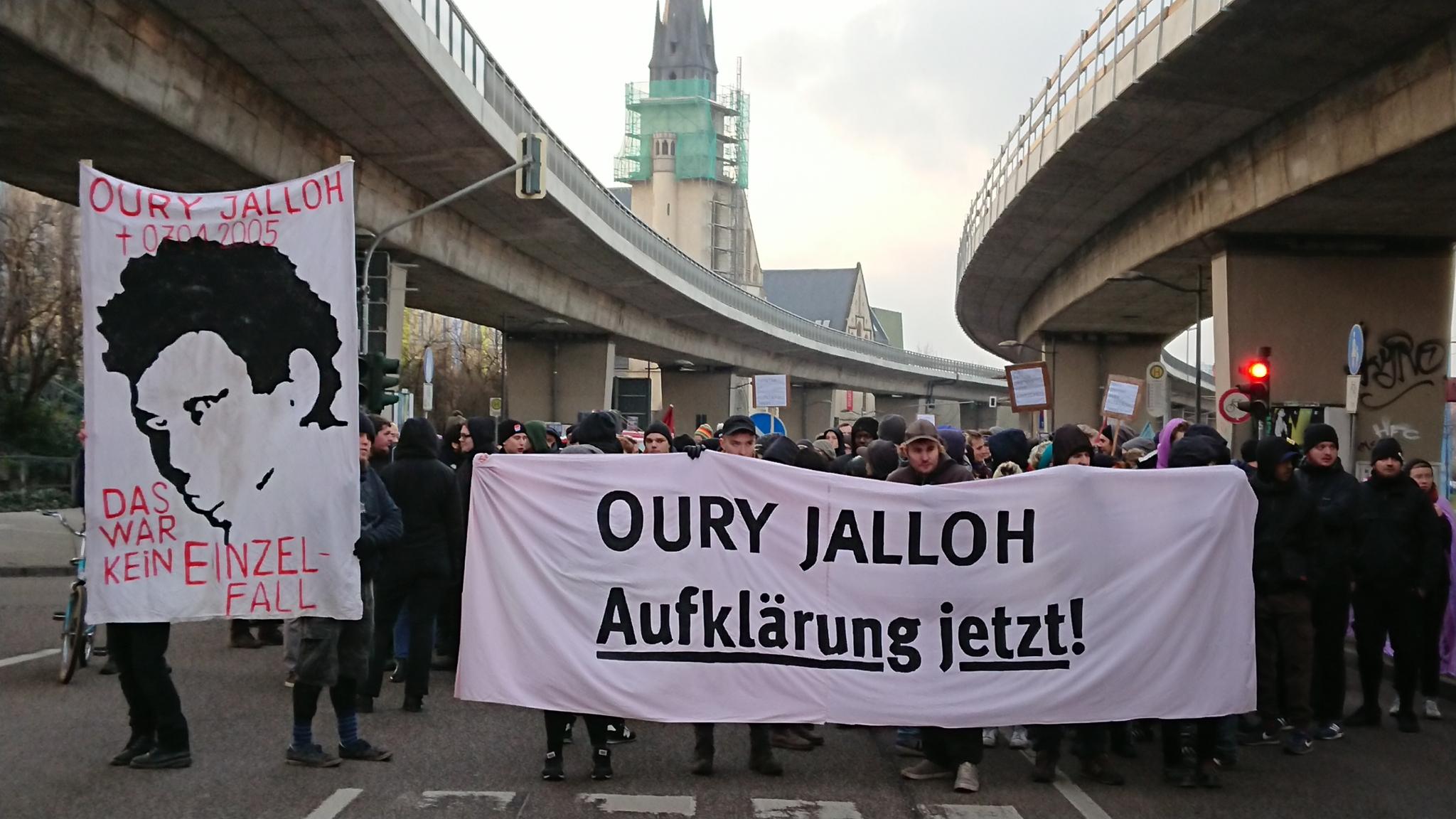 Tod von Oury Jalloh: Generalstaatsanwalt übernimmt – Du bist Halle