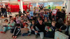 Kinderheim Weihnachtsgeschenke.Weihnachtsgeschenke Für Kinderheim Kinder Du Bist Halle