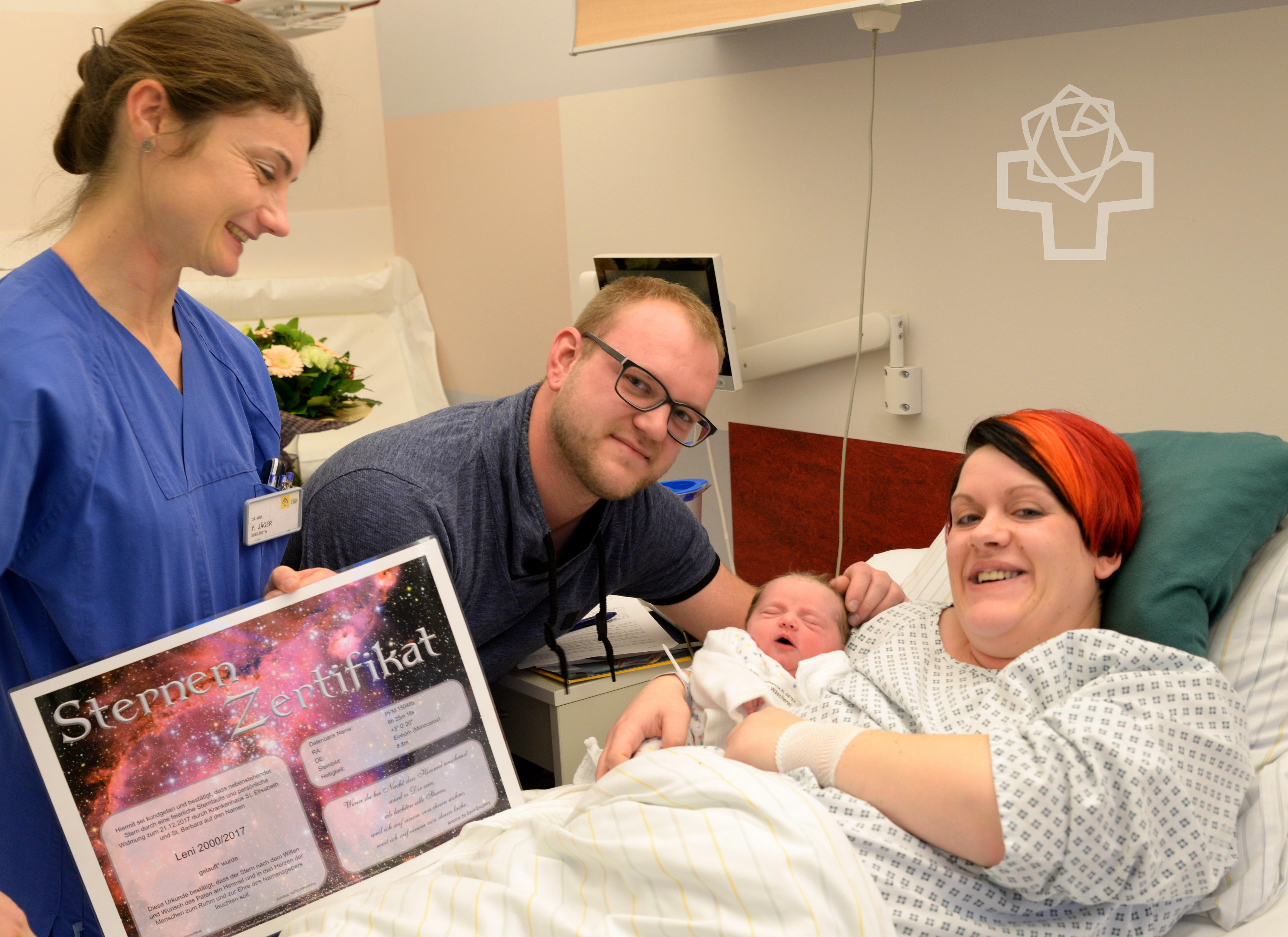2000 Baby Im Elisabeth Krankenhaus Du Bist Halle