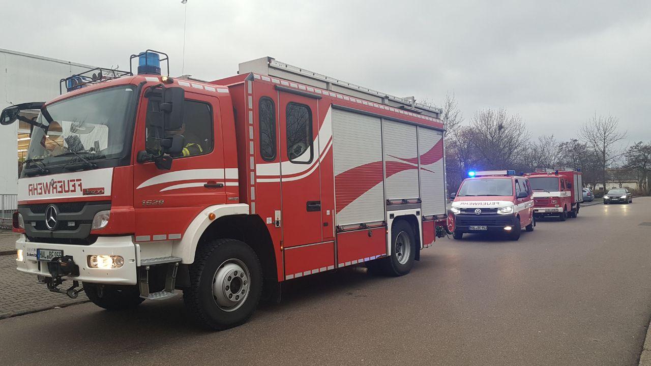 Blitzer statt Feuerwehr: Stadt zieht Vorlage zurück – Du bist Halle