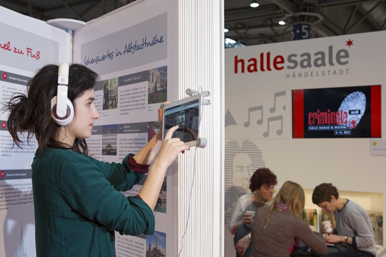 Halle Zieht Positives Fazit Zum Leipziger Buchmesse Auftritt Du