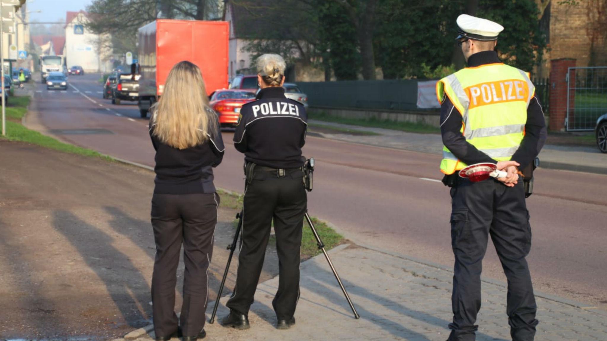Polizei Großkontrollen Am Donnerstag Du Bist Halle