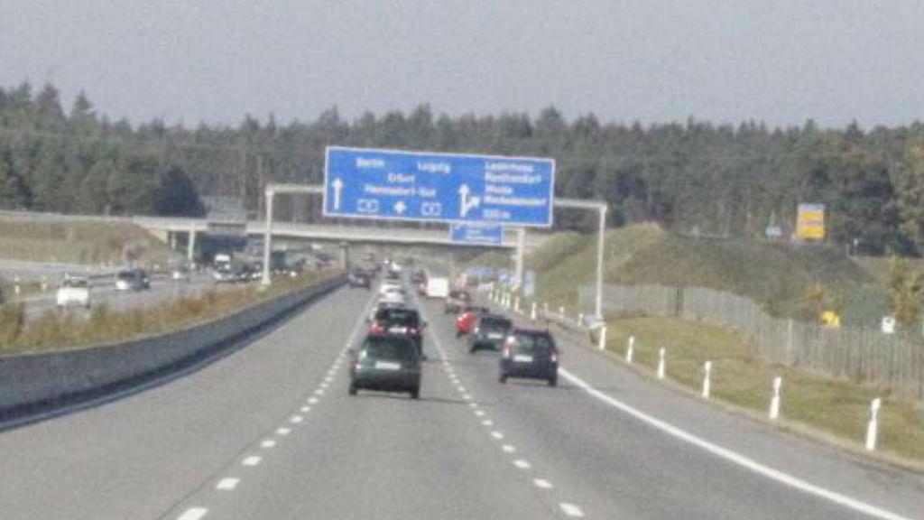 A14 Abfahrt Gröbers Ab Montag Gesperrt Du Bist Halle