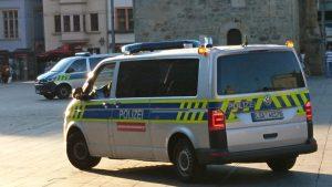 Halle Polizei
